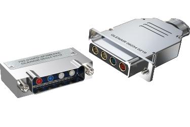 High-Speed Ultraminiature Rectangular Connectors