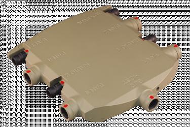 STAR-PAN™ VI Multiport USB Data / Power Hub